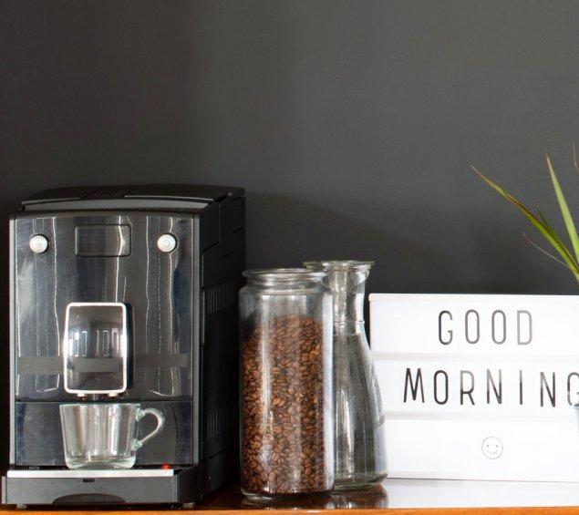 Kaffeevollautomat mit Lavazza Kaffee