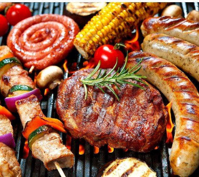BBQ Grill Barbecue à la CaterRing