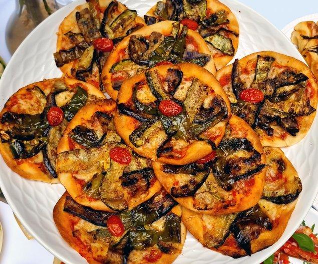 Mini Pizza Veggi