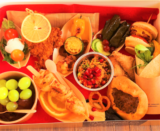 Platter Boxes Selections